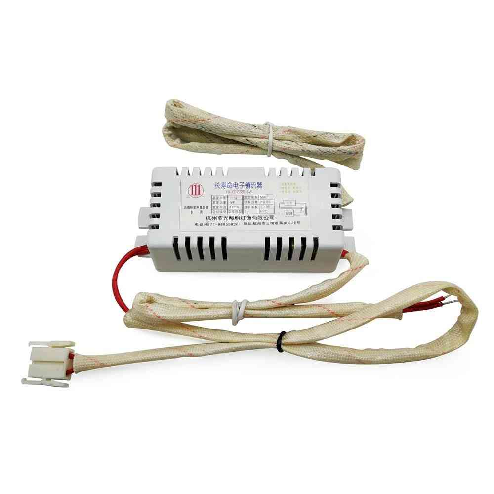 Electronic Ballasts For Ultraviolet Light Fluorescent Lamps