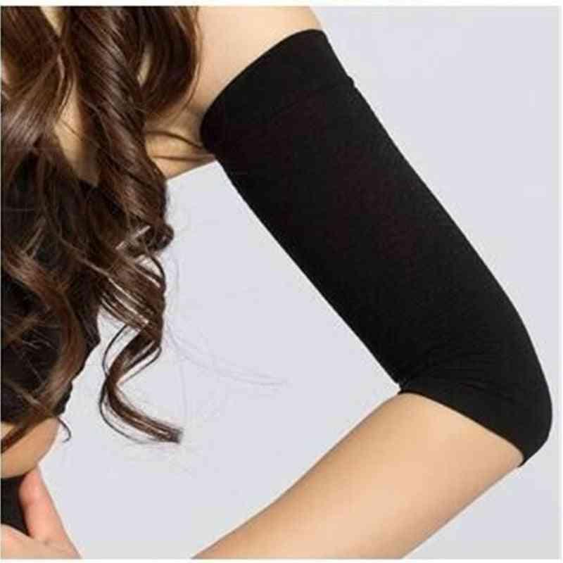 Elastic Compression Upper Arm Shaper Sleeves