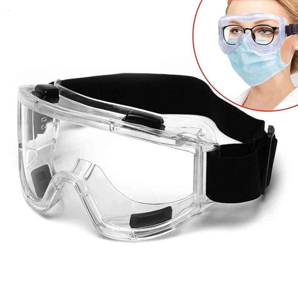 Safety Goggle, Anti-splash, Work Lab Eyewear, Eye Protection Glasses