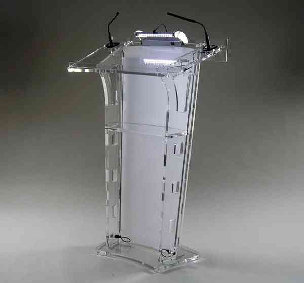 Podium Stand, Acrylic Pulpits For Churches