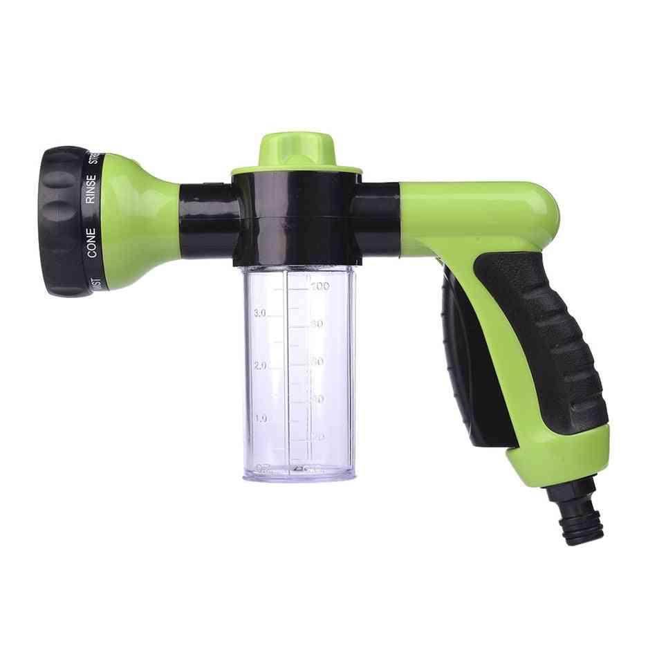 Washing Foam Green Water Gun