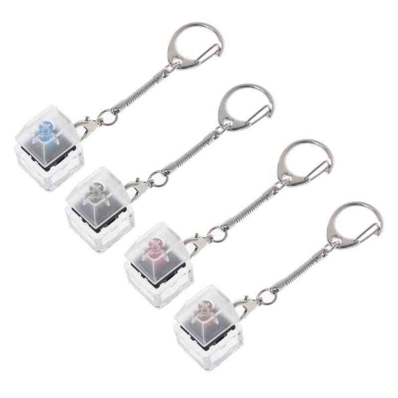 Gateron Mx Switch Mechanical Switch Keychain For Keyboard Switches Tester Kit