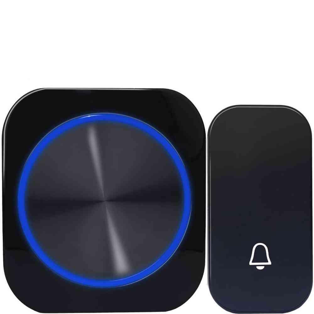 Self Powered Waterproof Wireless Doorbell