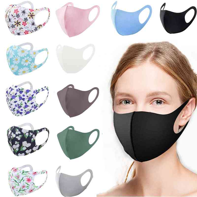 Health Cycling Dust Cotton Mouth Face Mask, Respirator Masque Cover