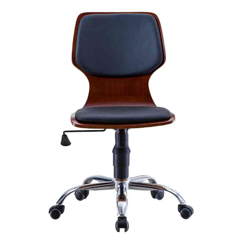 Conference Home Small Computer Chair Without Handrail