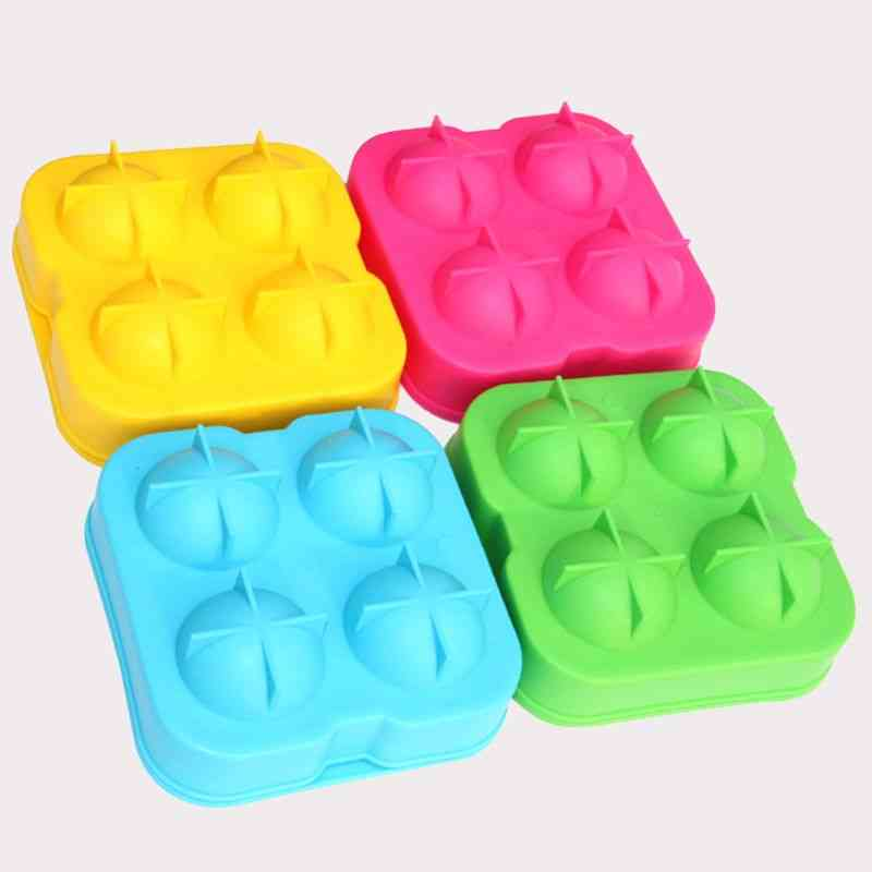 Whiskey Ice Cube Ball Maker Mold Mould Brick Round Bar Accessiories