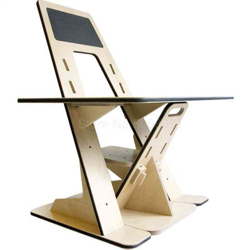 Children's Writing Desk And Chair Set