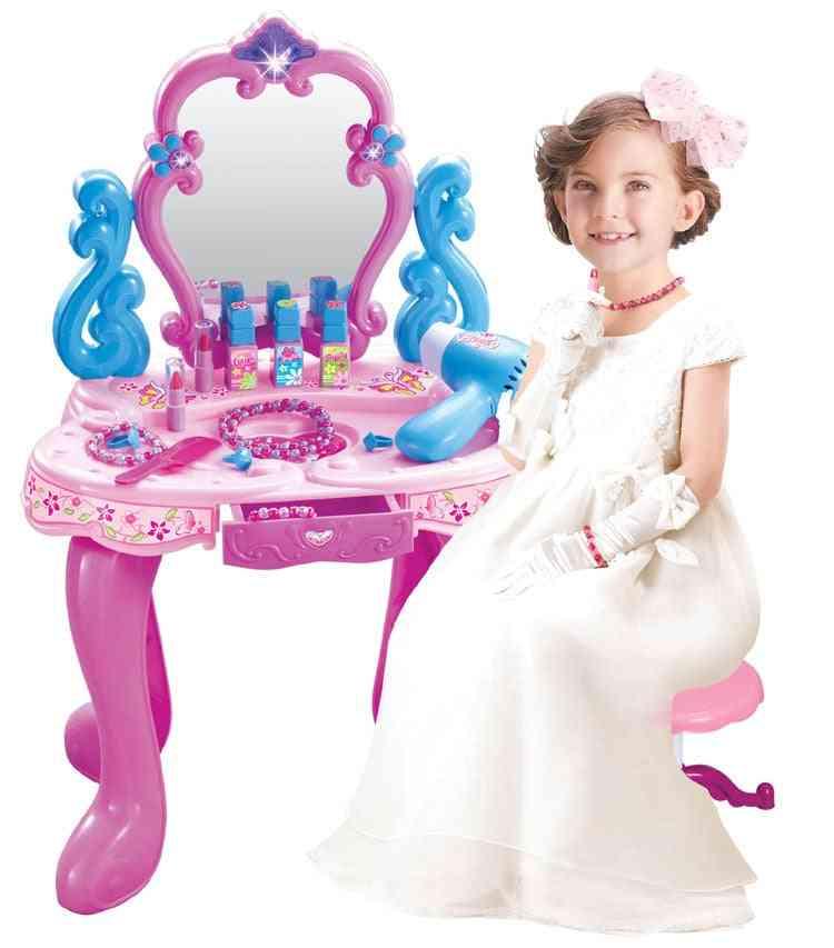 Cute Plastic Dressign Table
