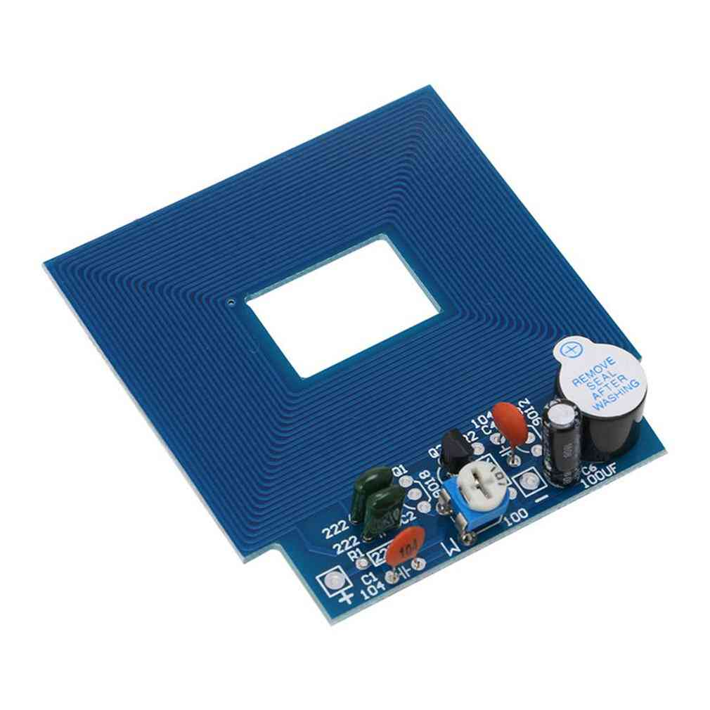 Dc 3v-5v Simple Metal Detector/ Locator Electronic Kit