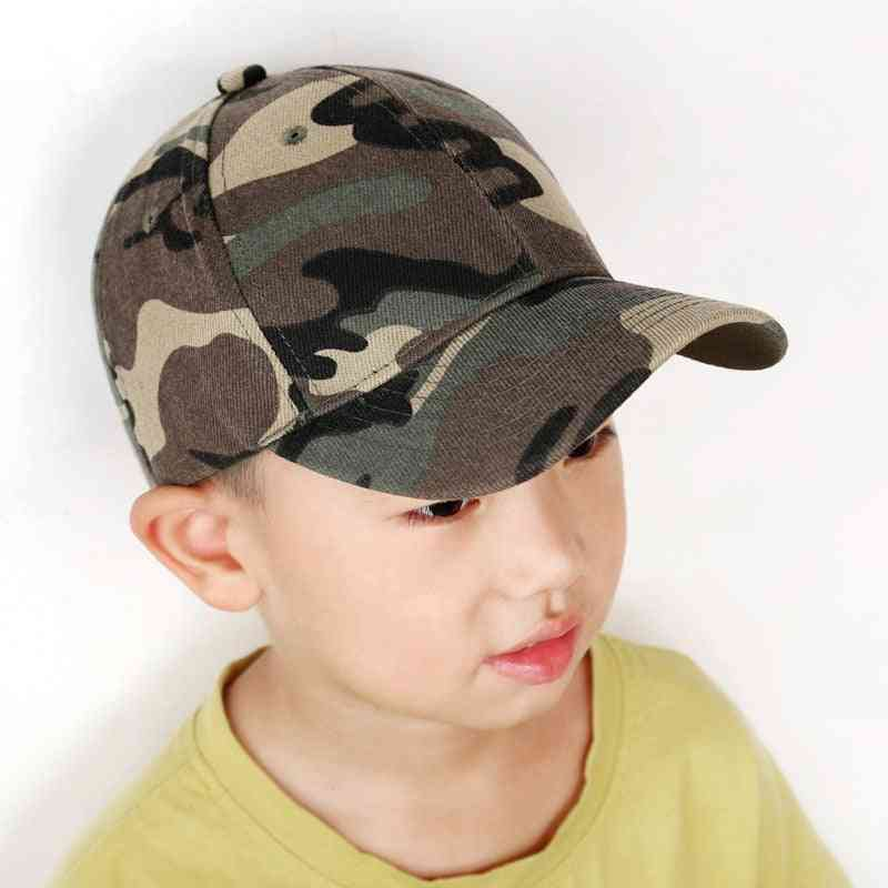 Adjustable Camouflage Outdoor Sport Hat For And