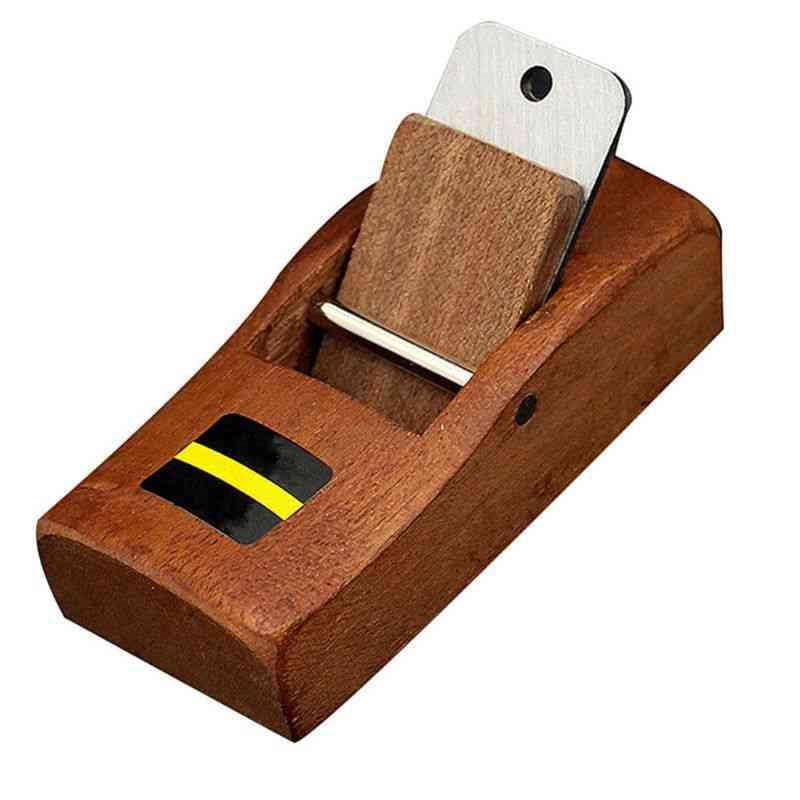 Mini Woodworking Hand Planer, Carpenter Trimming Tool