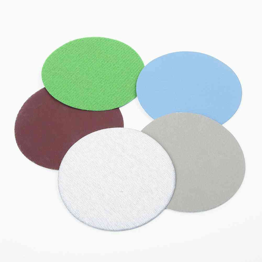 Hook & Loop, Grit Sand, Paper Discs For Polishing Wheel Cleaning Tools