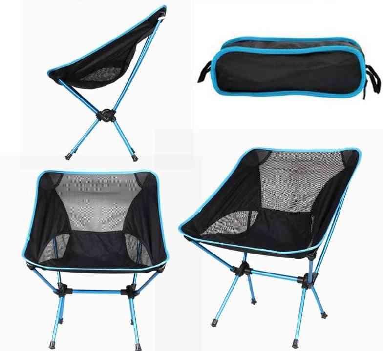 Portable Ultralight Folding Chair For Beach, Hiking, Picnic