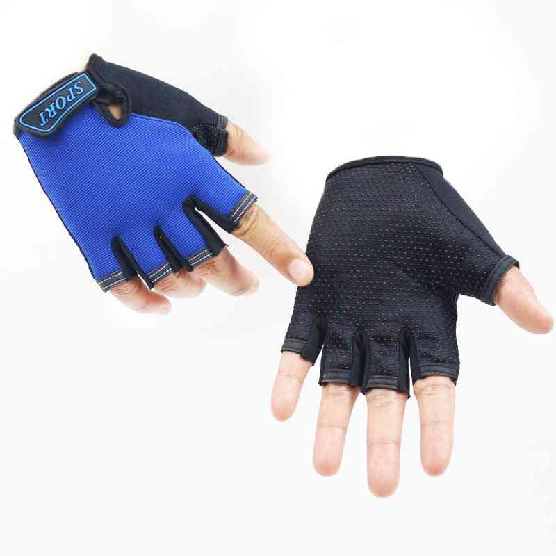 Half Finger Anti-slip Gloves For Bicycle Cycling