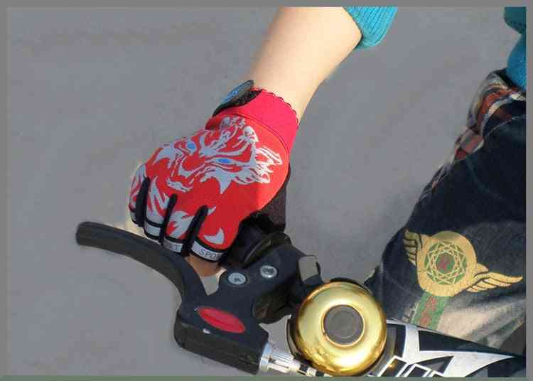 Breathable Half-finger Mountain Bicycle Gloves
