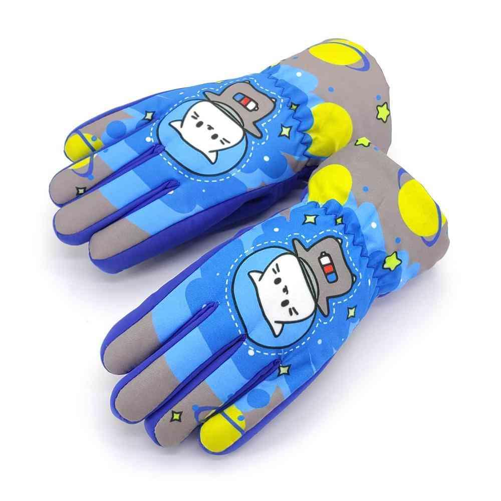 Winter Warm- Ski Waterproof, Snow Skiing Gloves For's