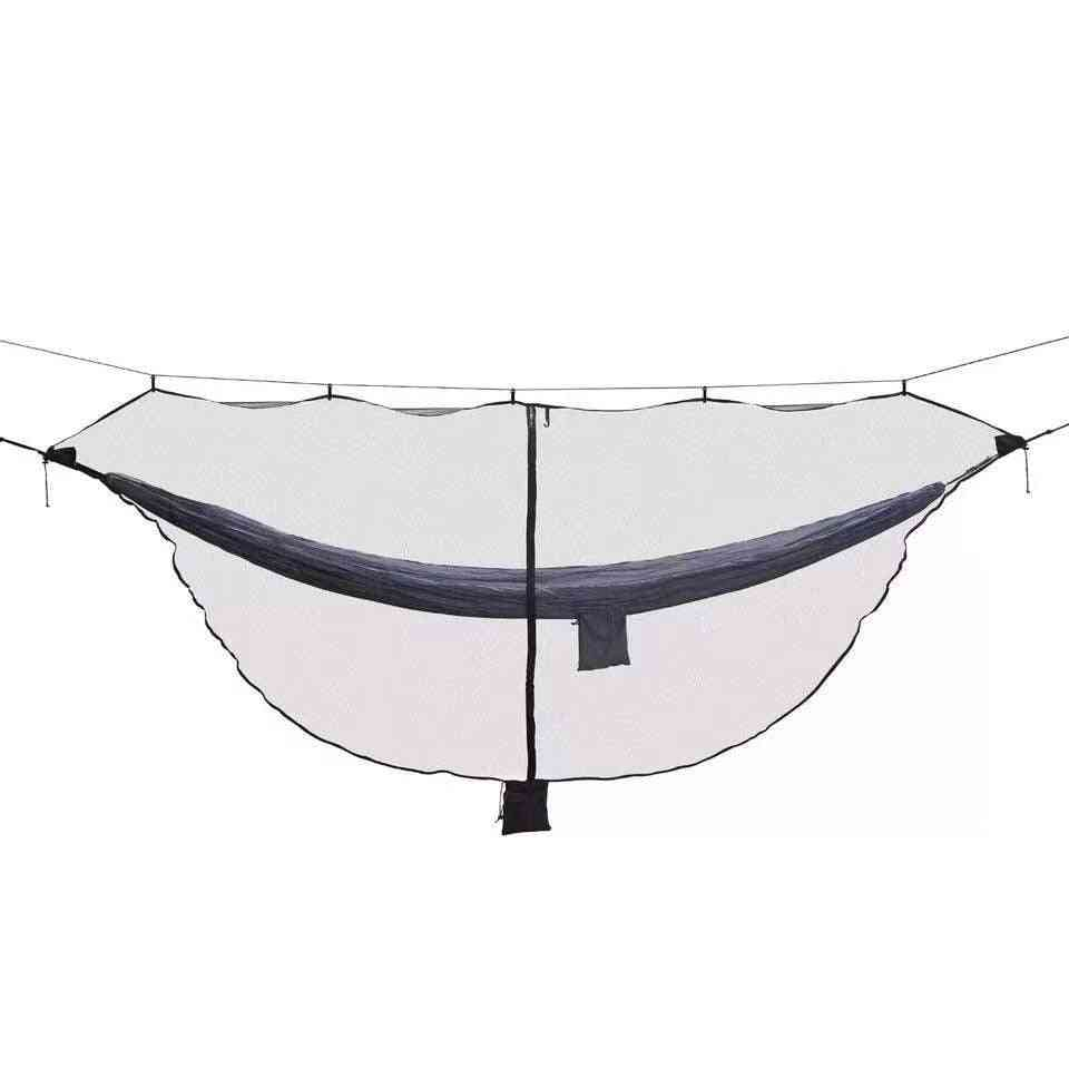 Camping Double Person Foldable Separating Mosquito Bed Net