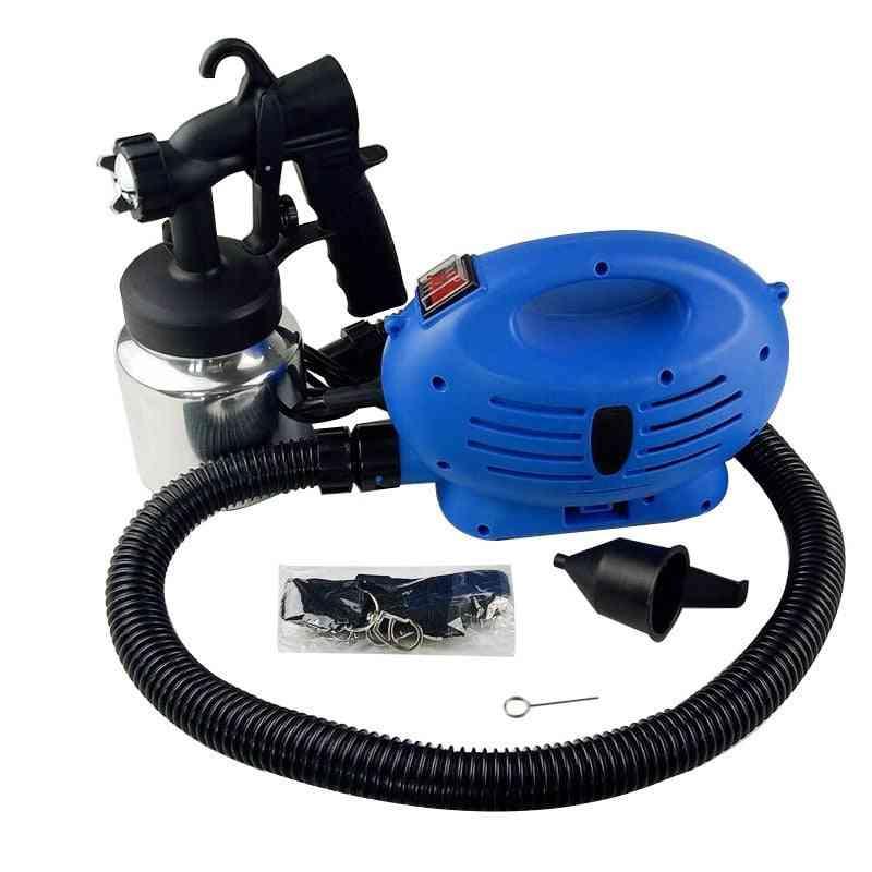 Electric Spray Gun/diy Portable/home Furniture Surface Spraying/copper Nozzle