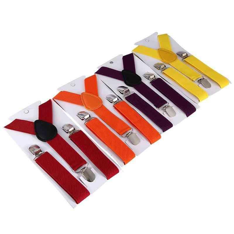 Baby Suspenders, & Y Back Elastic Adjustable