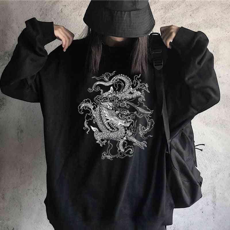 Women Sweatshirt Hoodie, Cute Hip Hop Top