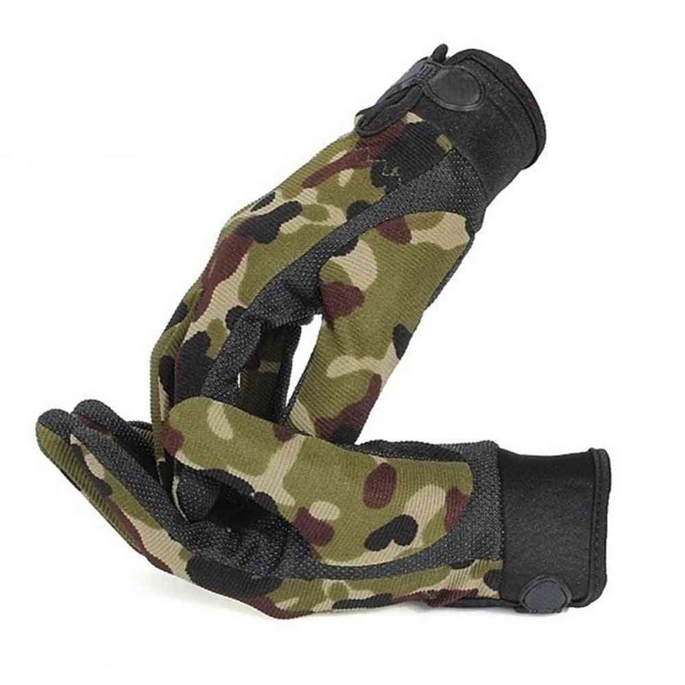 Man Tactical Lightweight Breathable Riding Gloves