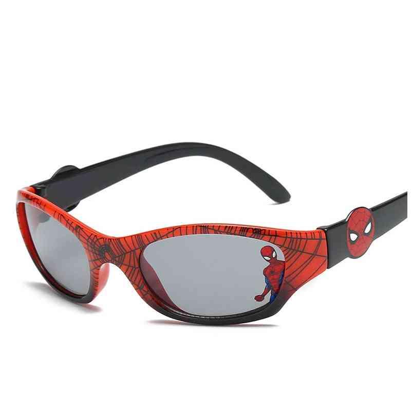 Children Sunglasses, Spider Pattern Design Restoring Ancient Ways Eyewear