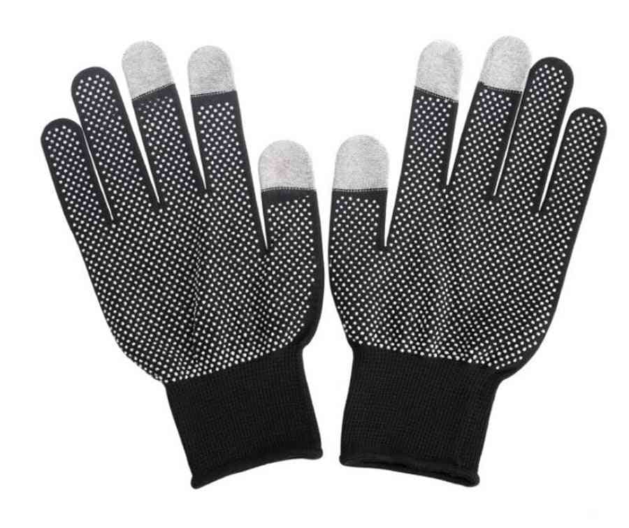 Summer Anti-skid Gel, Touch-screen Gloves For Riding, Mountaineer