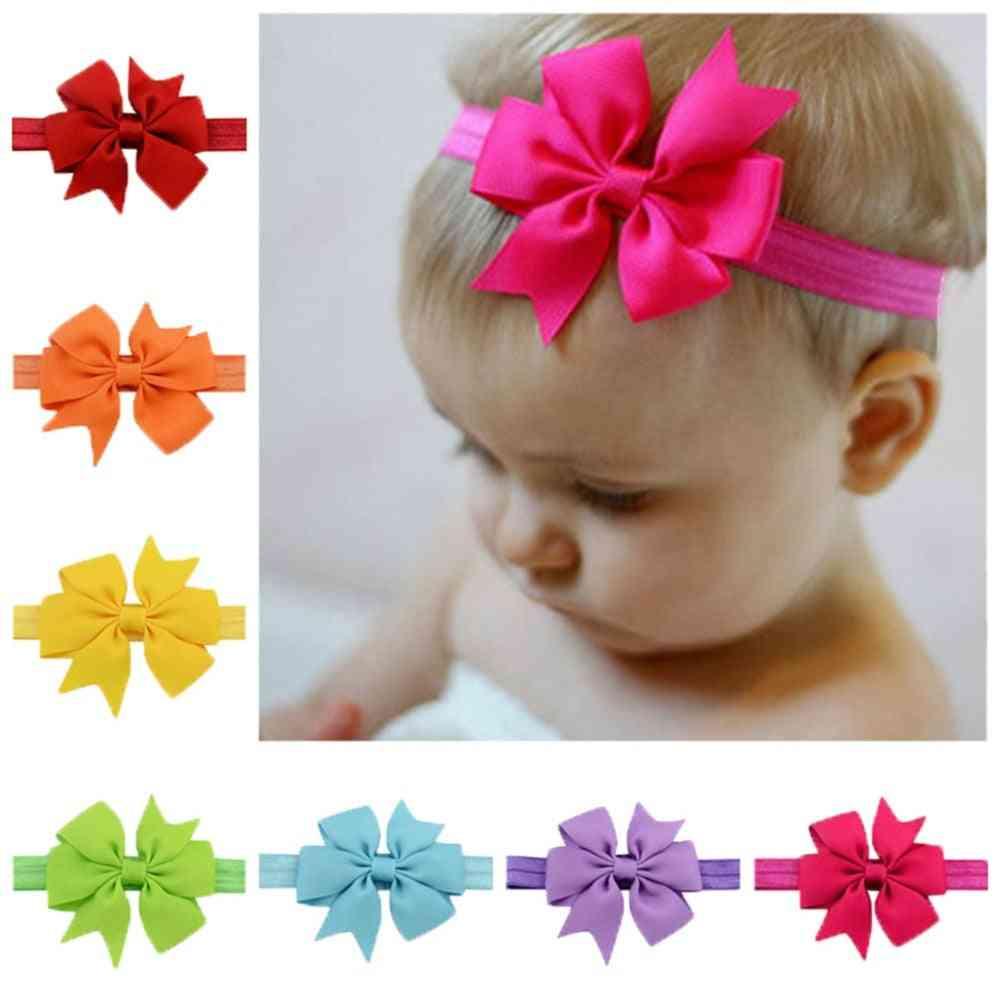 1 Piece- Headbands Headwear Bow, Knot Hairband For Baby,