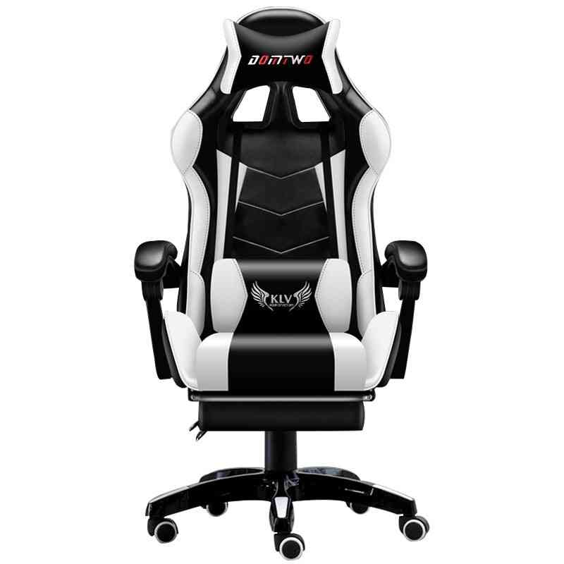 Computer, Wcg Gaming & Office Chair - Lol Internet Cafe Racing Chairs