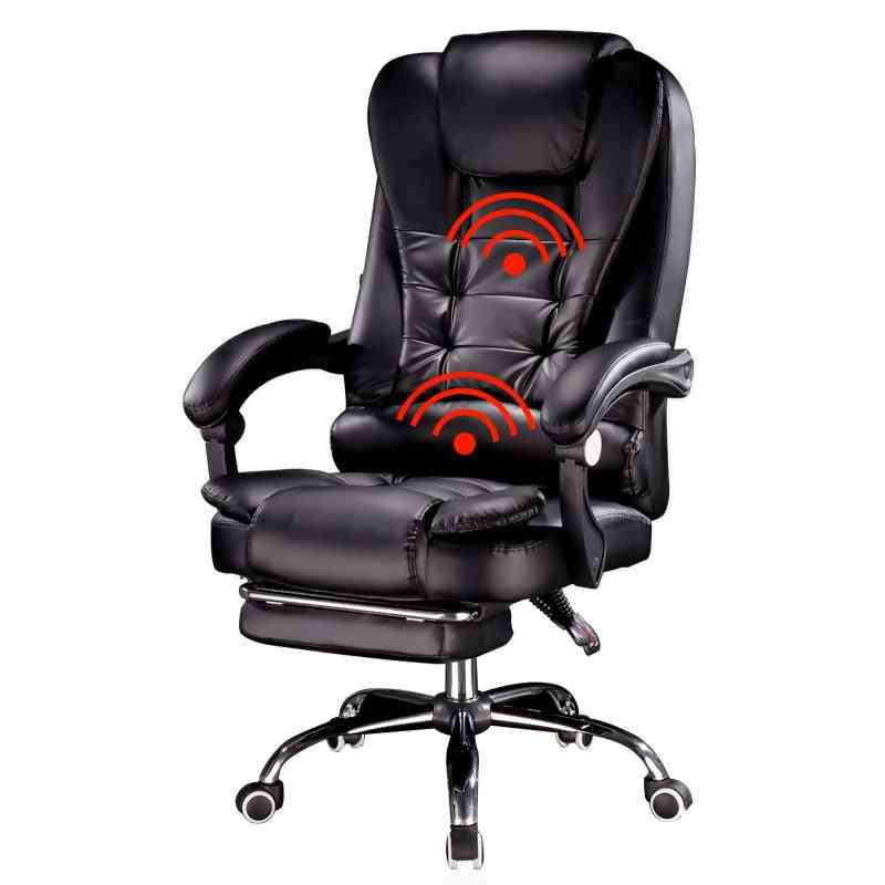 Massage/computer, Gaming Chair With Lift Swivel Function