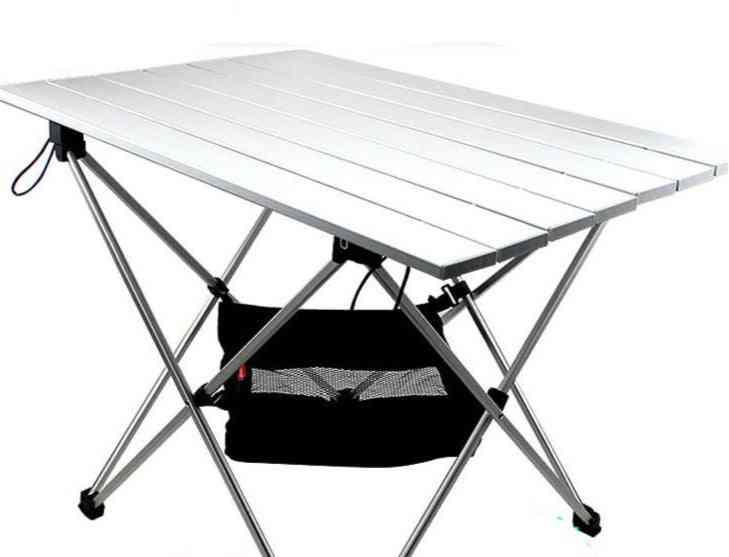 Portable, Foldable Camping, Hiking, Desk Table