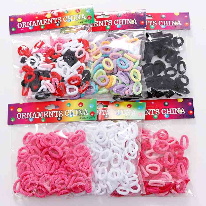 Girls Small Ring Elastic Hair Bands