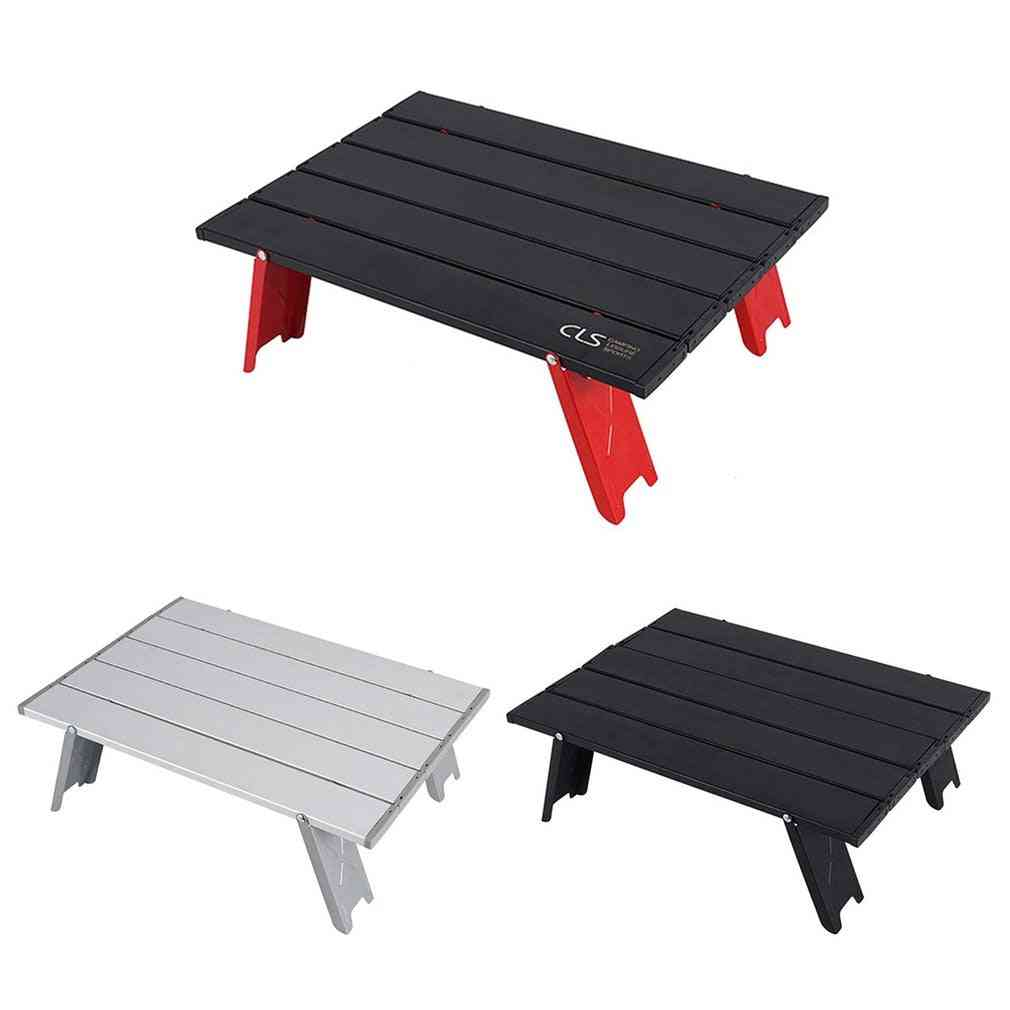 Outdoor Barbecue Camping Computer Foldable Table