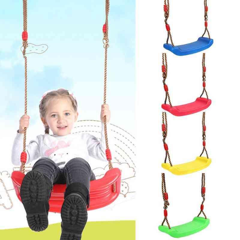 Children's Plastic Garden Swing Garden Hanging Seat