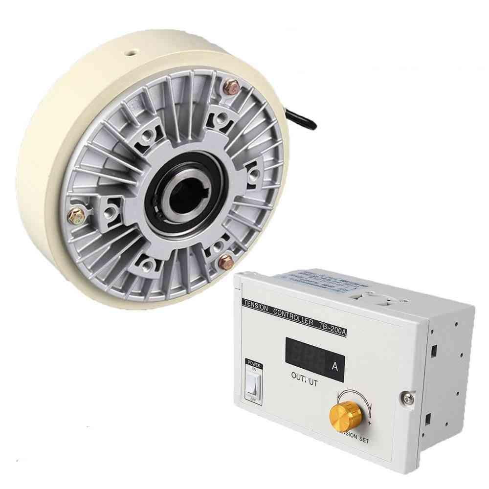 12nm Magnetic Powder Brake And Manual Tension Controller Kit
