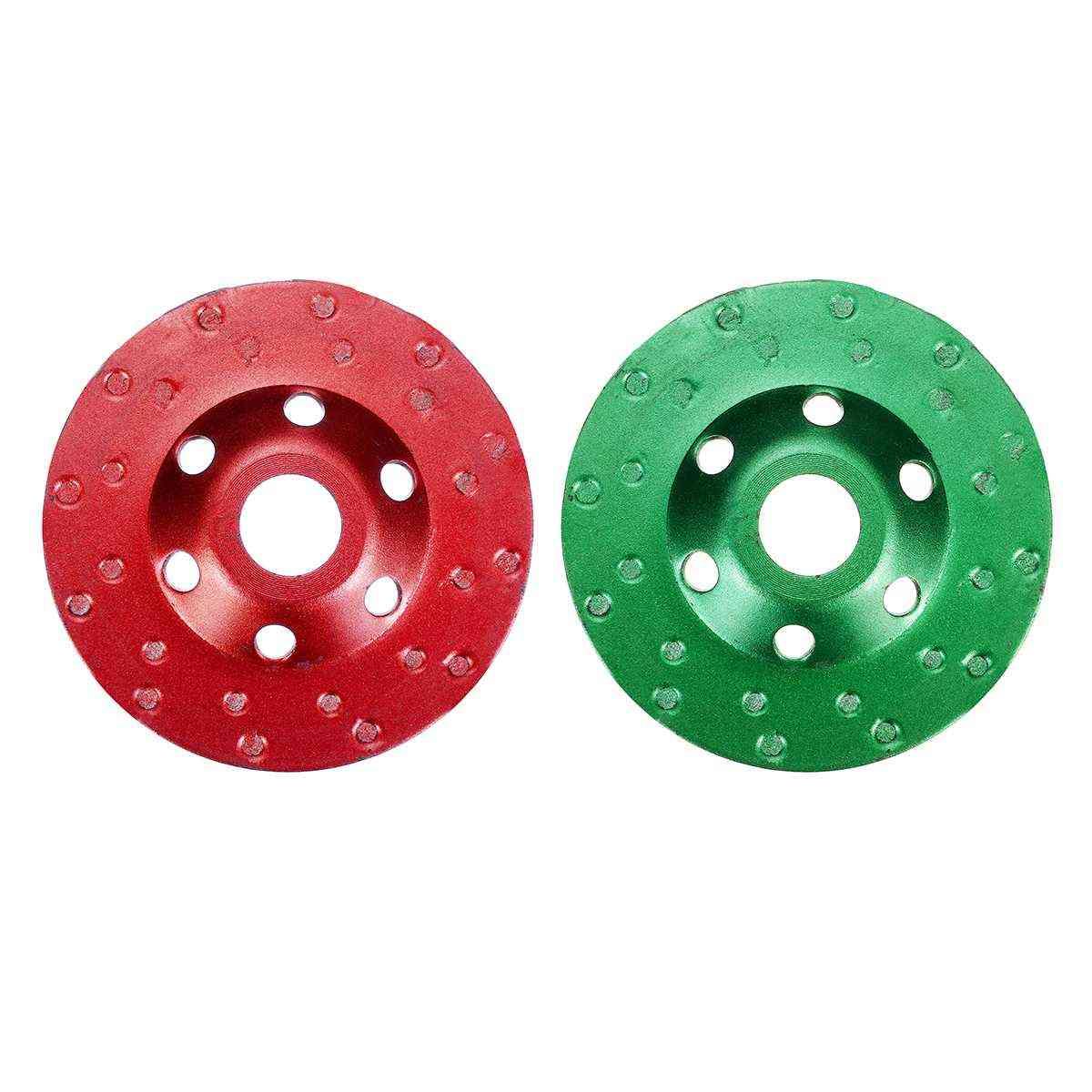 Diamond Grinding Wheel Disc, Bowl Shape For Concrete Granite, Ceramics Tools