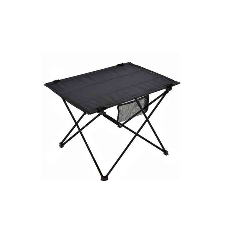 Aluminum Alloy-foldable Outdoor Camping, Folding Table