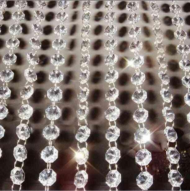 Hanging Crystal Glass Bead