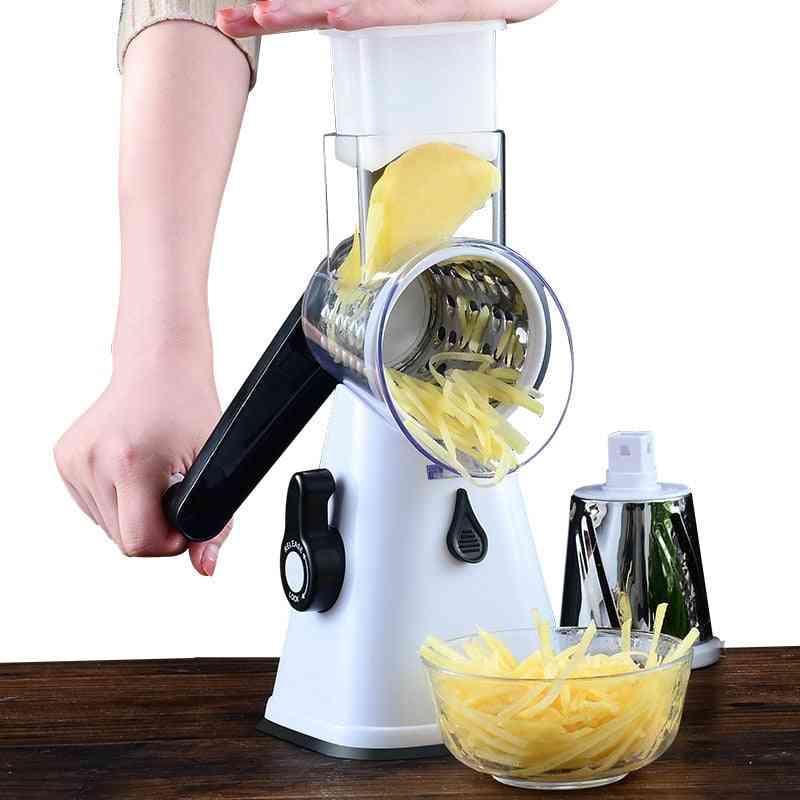 3d Drum Type Multi-purpose Vegetable Cutter