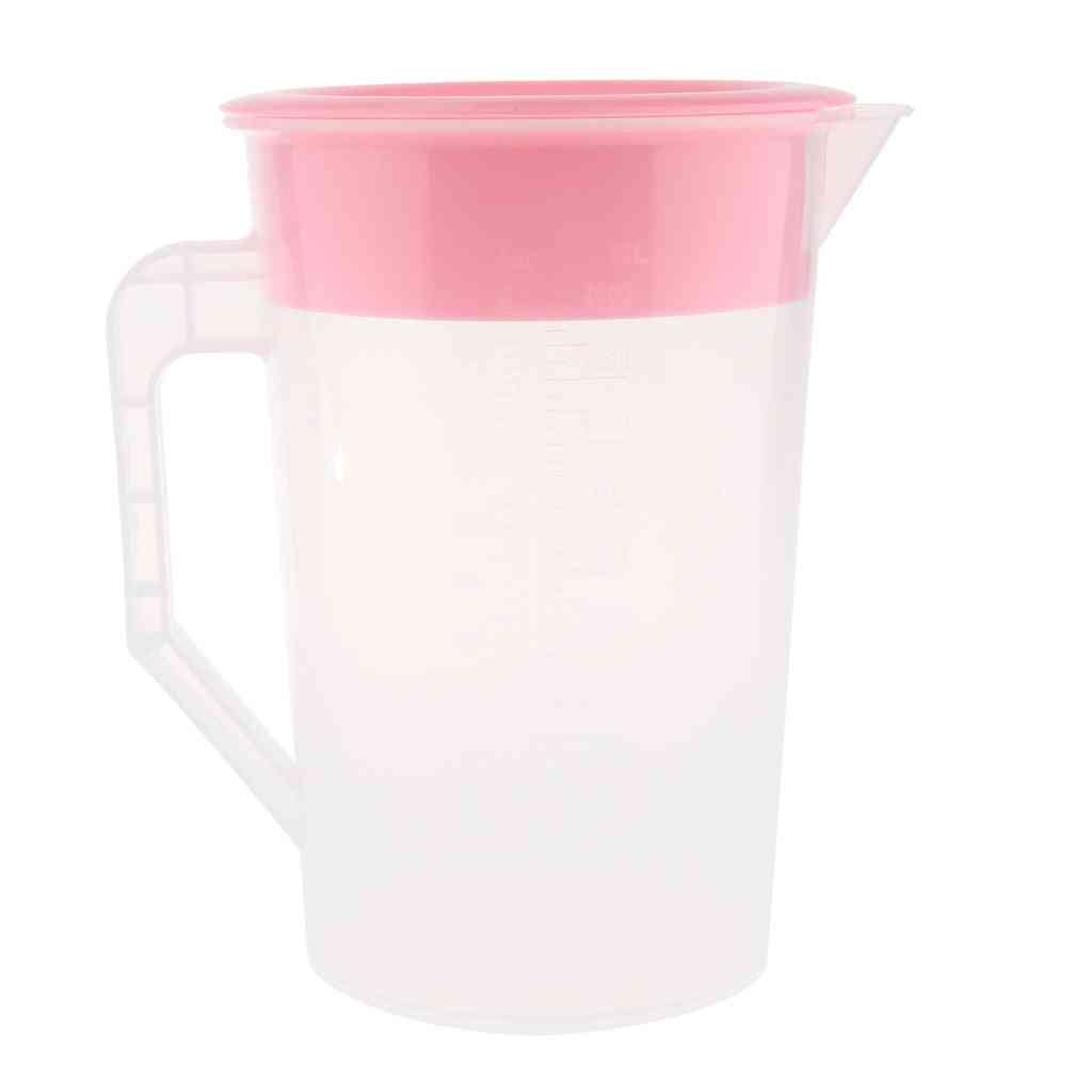 Plastic Carafe Picther Jug Teapot For Water-juice Cold Water Pot