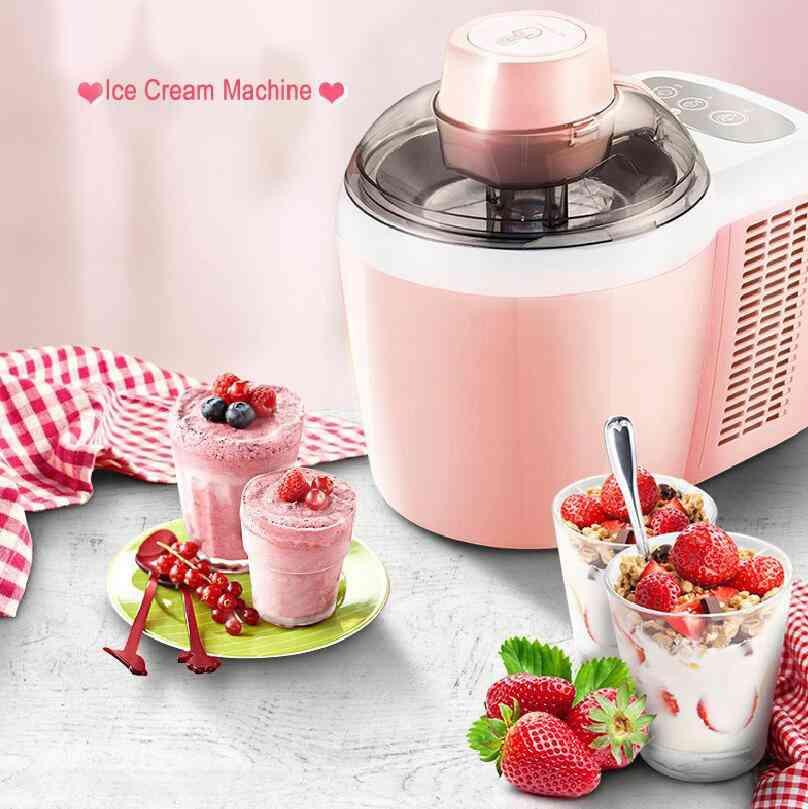 Fully Automatic Ice Cream Machine