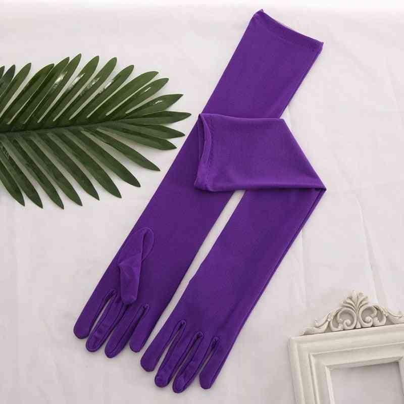 Elegant Party Gloves For Bridal Wedding, Prom - Women Fashion