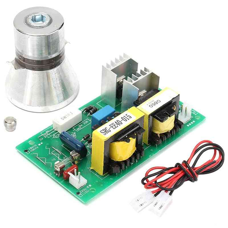 Ultrasonic Cleaning Transducer Cleaner, High Performance Power Driver Board