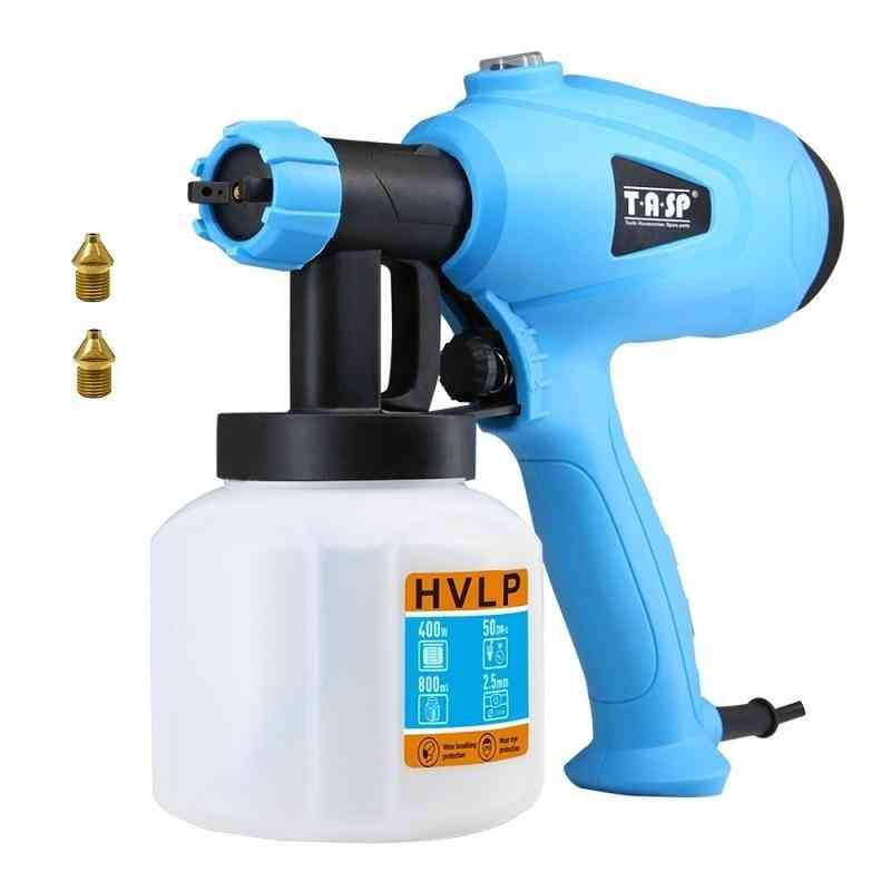 400w Electric Paint Spray Gun And Accessories