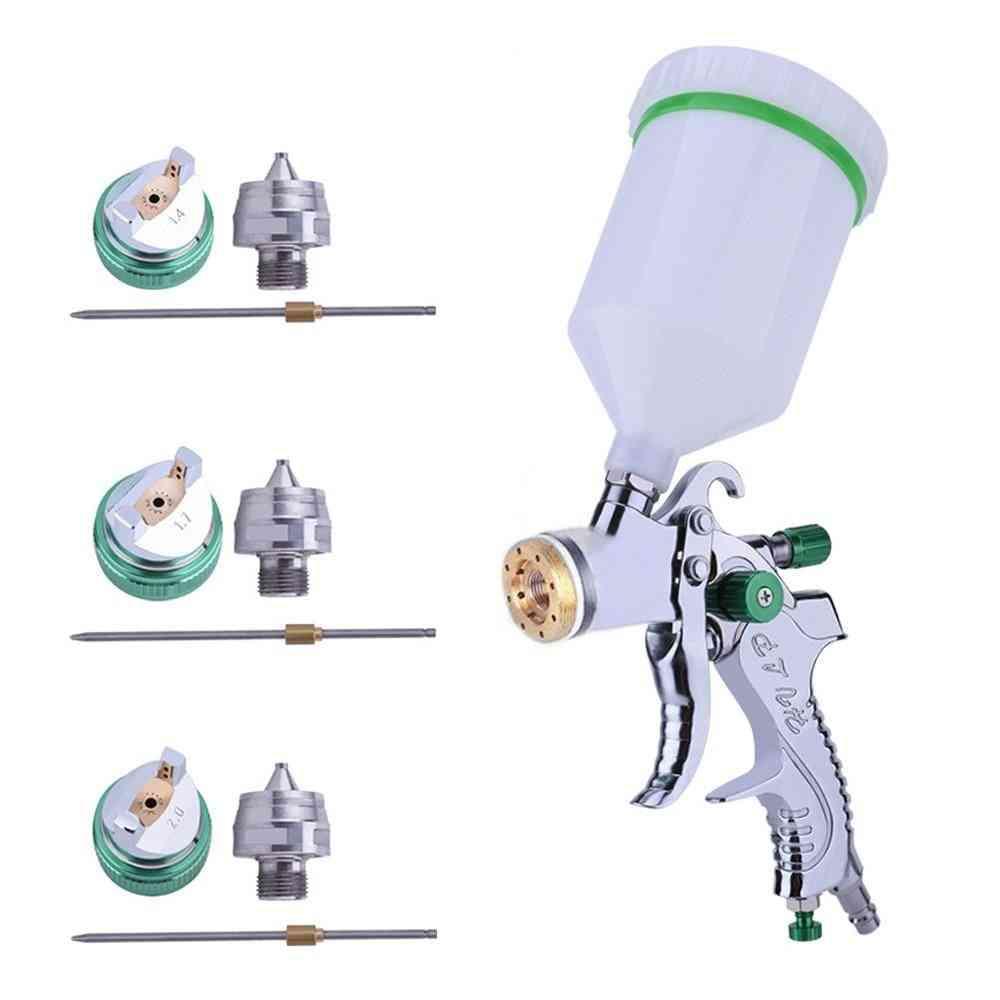 G2008/ 600ml- Hvlp Nozzle Gravity, Air Paint, Spray Gun Repair Tool