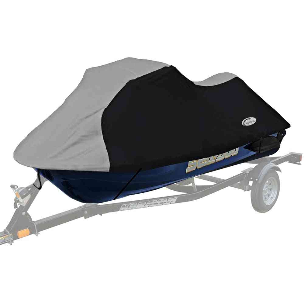 Pu Coated, Oxford Polyester Jet Ski Cover