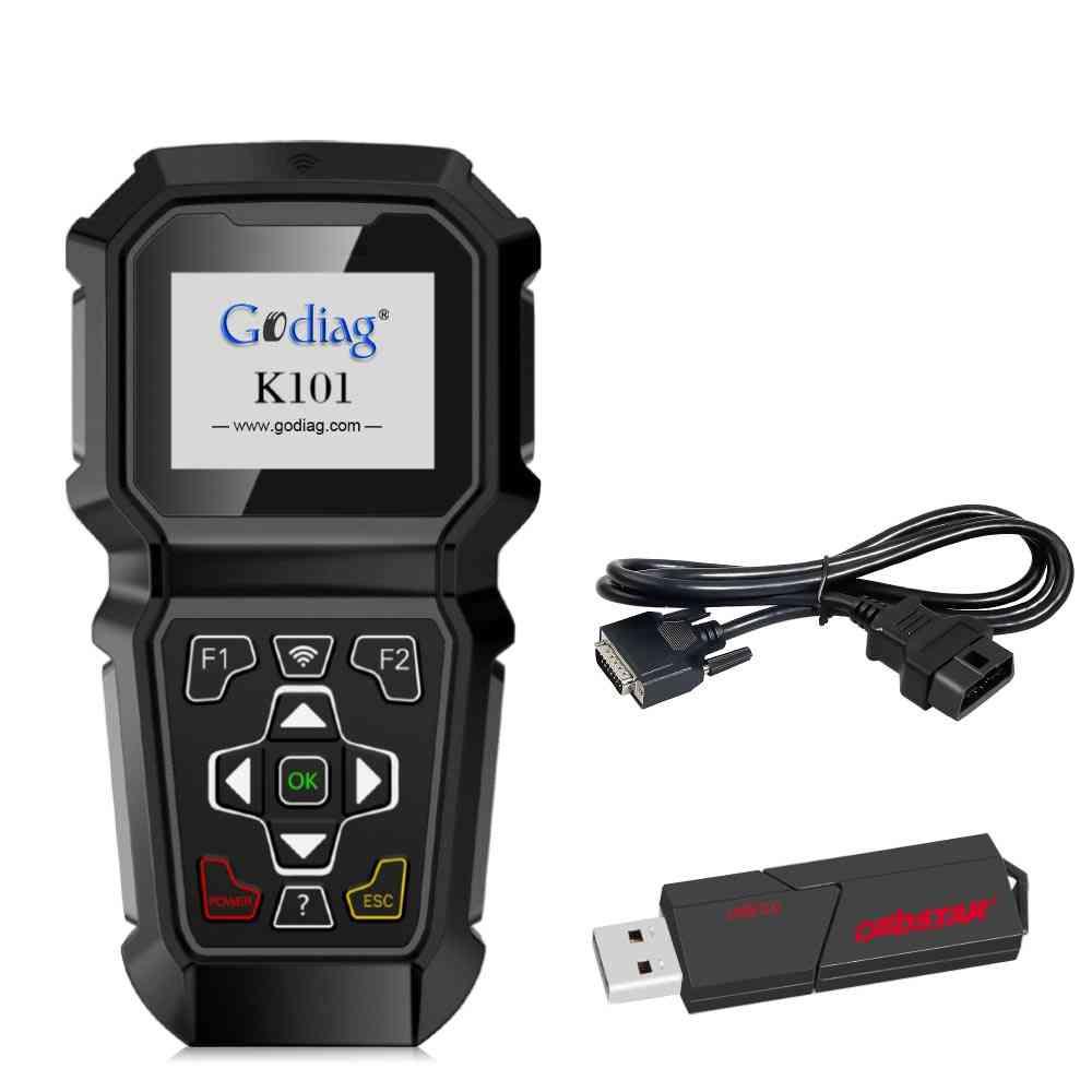 Obdstar Godiag K101 For Hand-held Key Programming Tool