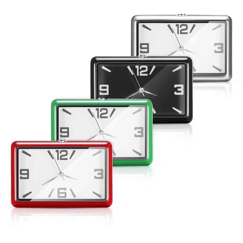 Auto Fashion Watch, Automobile Quartz Clock, Car Decoration Ornaments