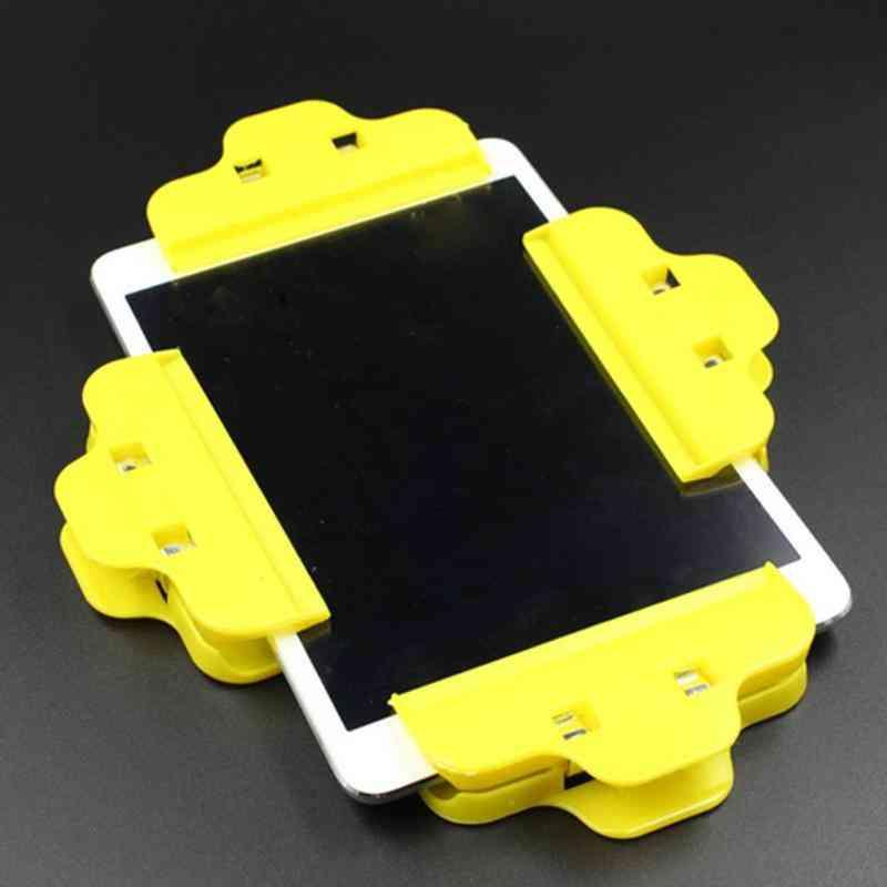Mobile Phone Repair Tools, Plastic Clip Fixture Fastening Clamp