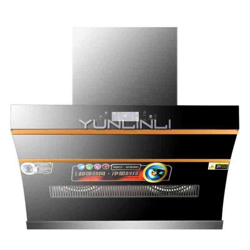 Household Range Hood - Kitchen Built-in Side Suction Ventilator